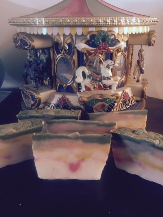 Heirloom Homemade Soap by Tiny Bubbles
